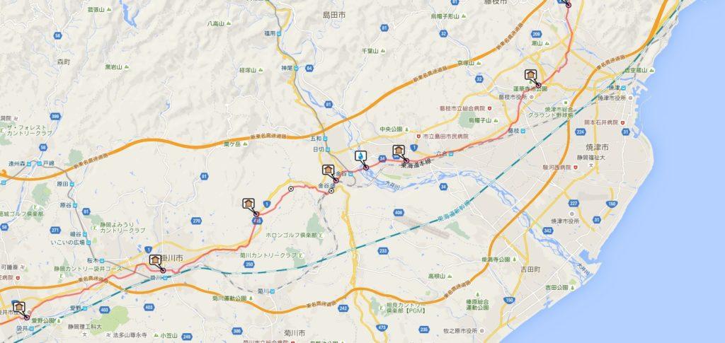 東海道6.5