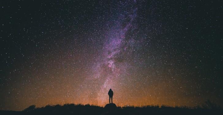 一人星座をみる